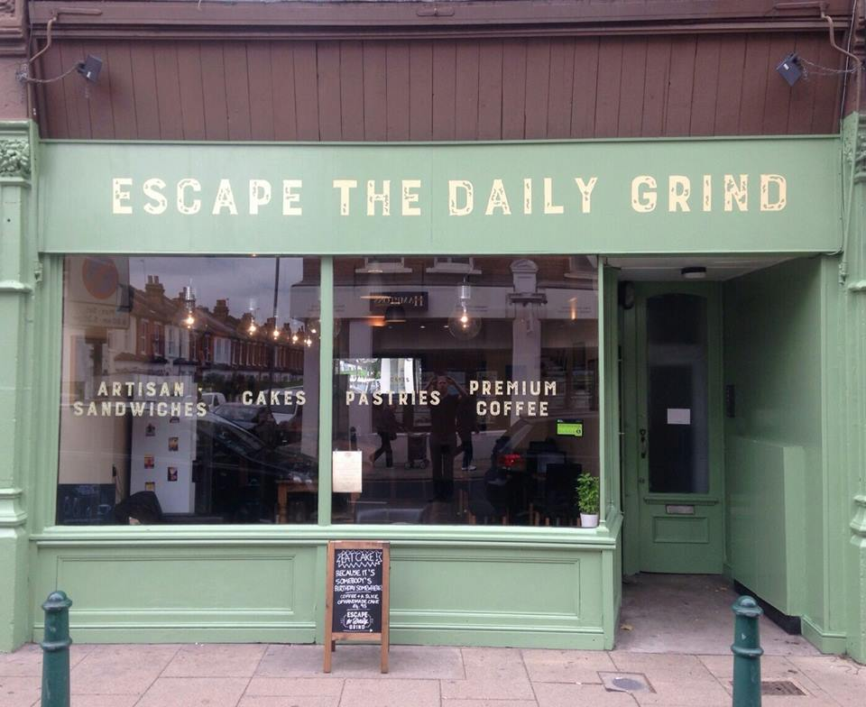 Escape The Daily Grind Cafe in Balham South London Club Card 4.jpg