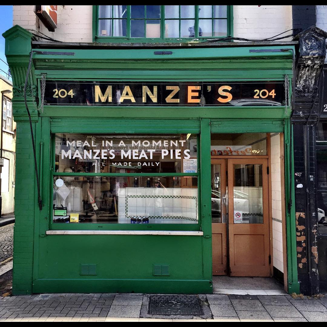 Manze's Pie and Mash Shop in Deptford South London Club Card 3.jpg
