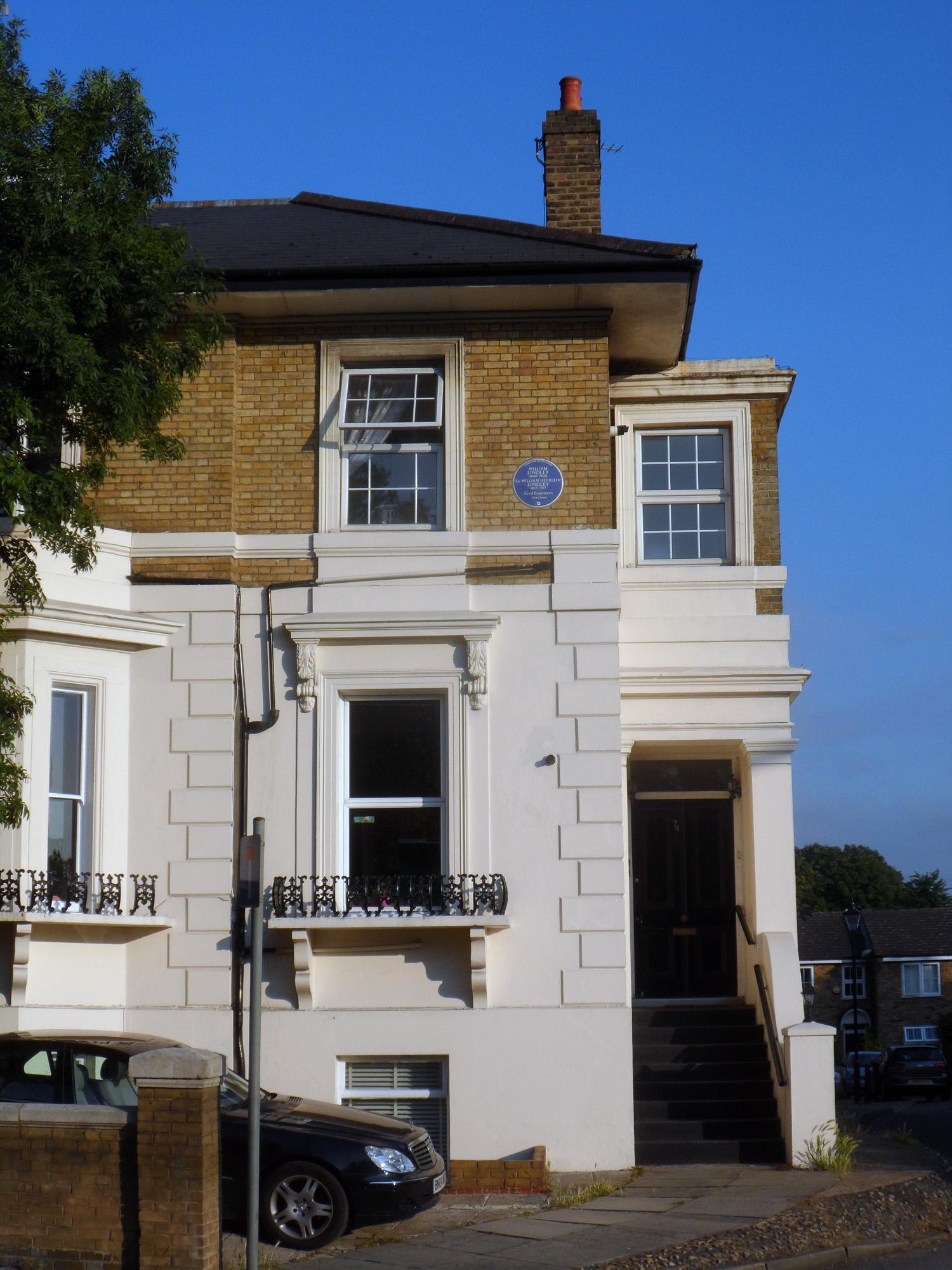 Lindleys' House