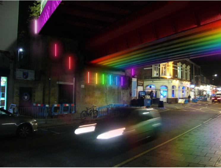Light Love Bridge