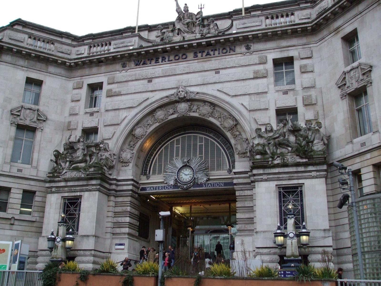 waterloo station entrance.JPG