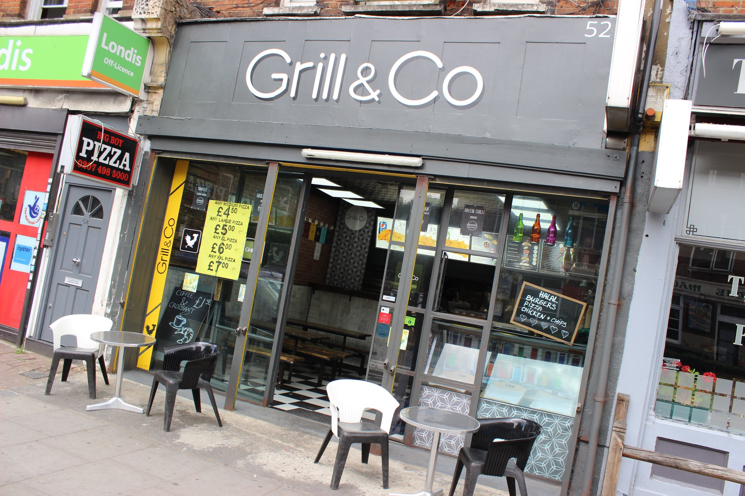 Grill & Co. Fast Food Takeaway in Battersea8.jpg