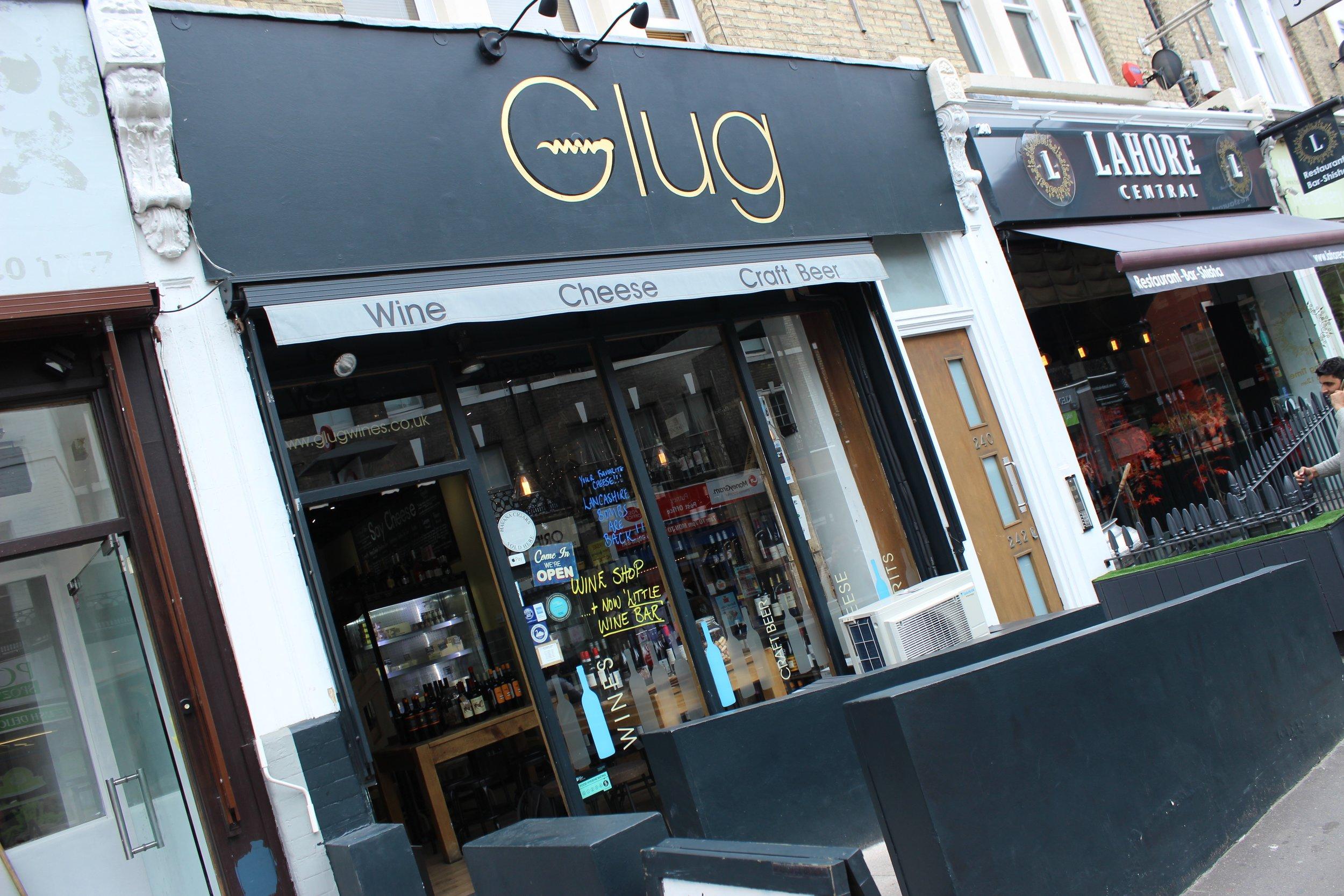Glug Wine Bar and Shop in Putney South Lodnon Club Card 12.jpg