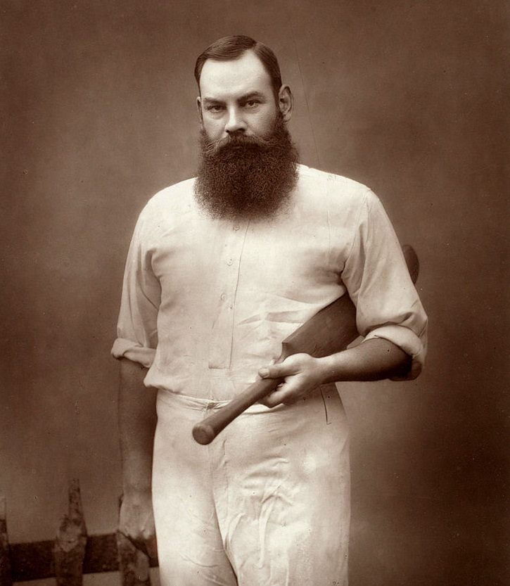 W. G. Grace (would brew craft beer in spare time today)