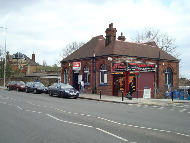 Crofton Park Railway Station