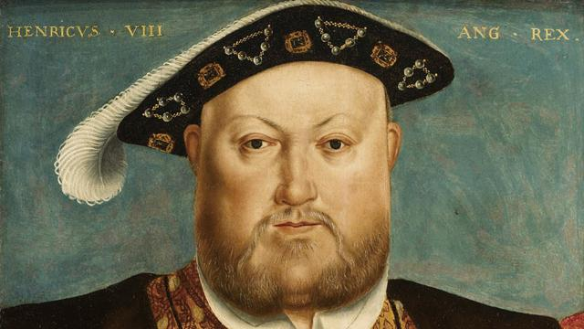 Henry VIII  Photograph: Getty Images