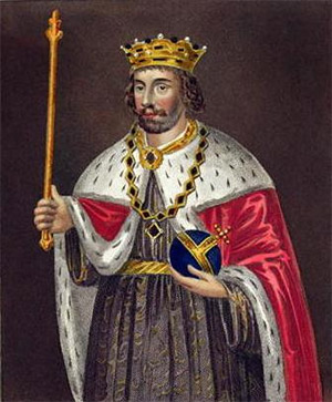 Edward II   Photograph:  History Today