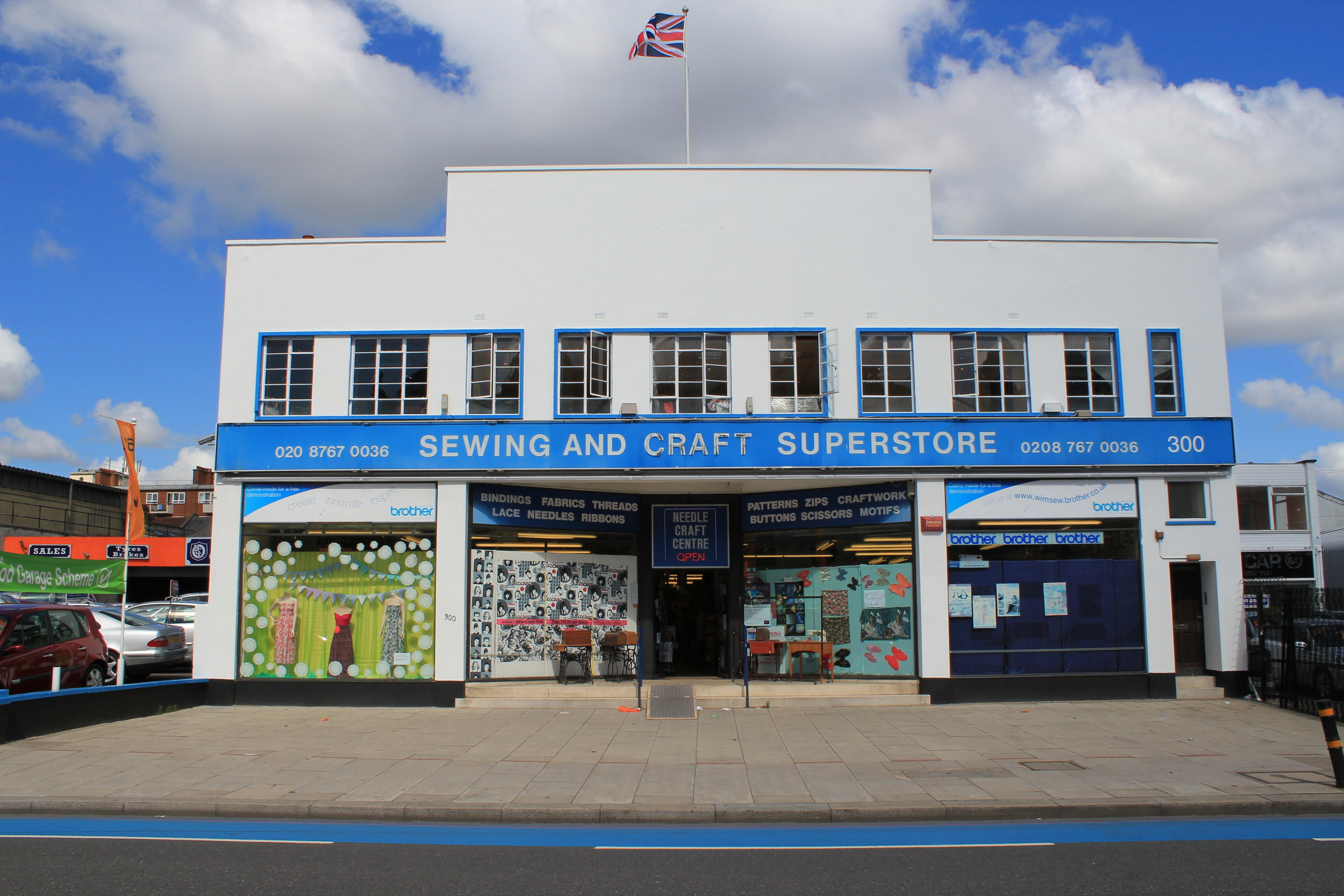 Sewing and Craft Superstore Haberdashery and Fabric Shop in Balham South London Club Card 3.JPG