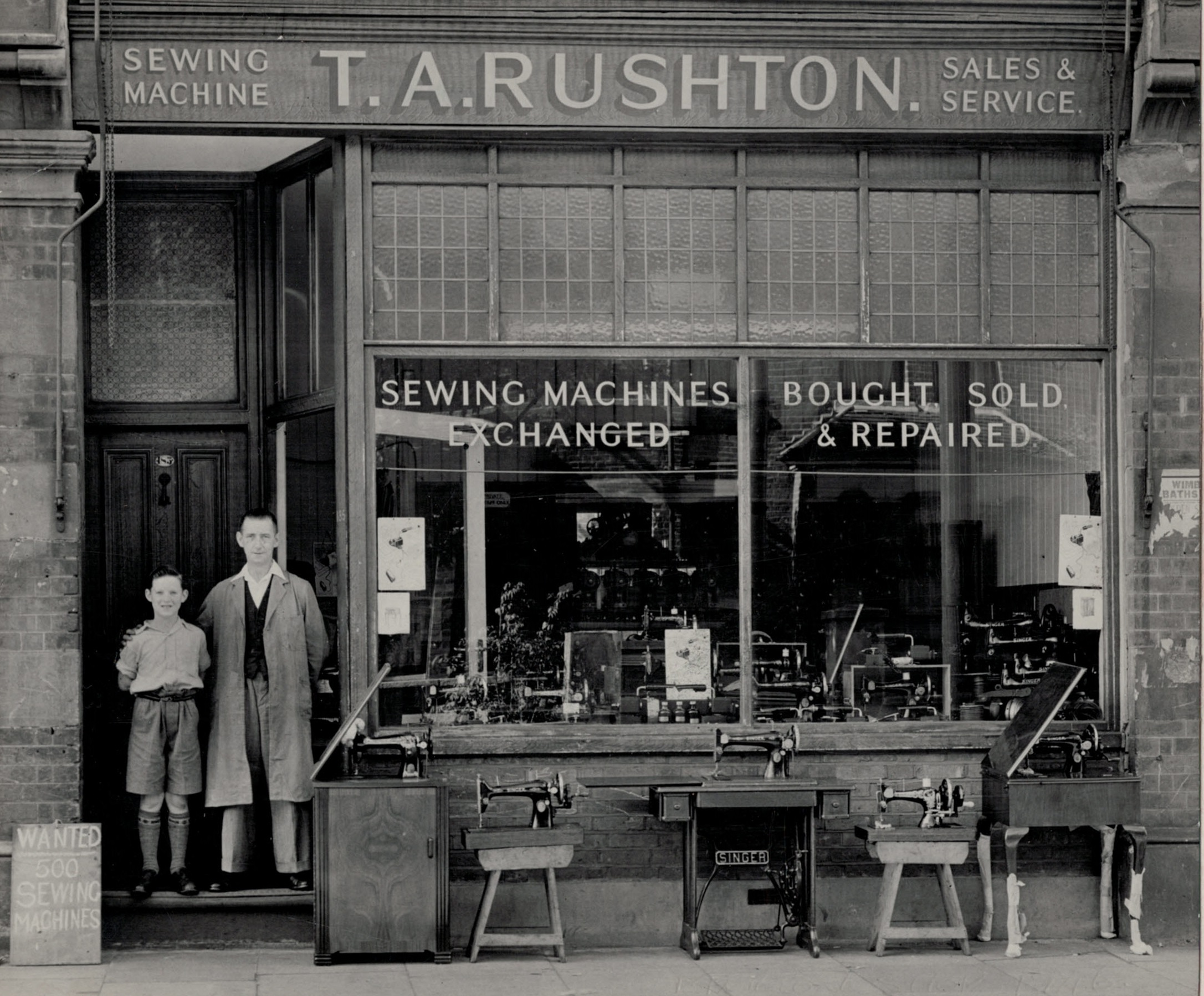 Sewing and Craft Superstore Haberdashery and Fabric Shop in Balham South London Club Card 5.jpg