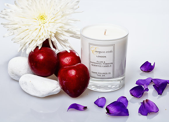 Emaysou Wicks Candle Maker in Crystal Palace South London Club Card 1.jpg