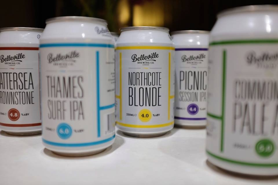 Belleville Brewing Co. Brewery and Bar in Balham South West London Club Card 5.jpg
