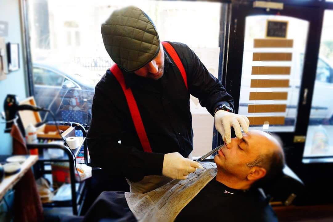 R & M Traditional Barbers in Hither Green South East London Club 4.png