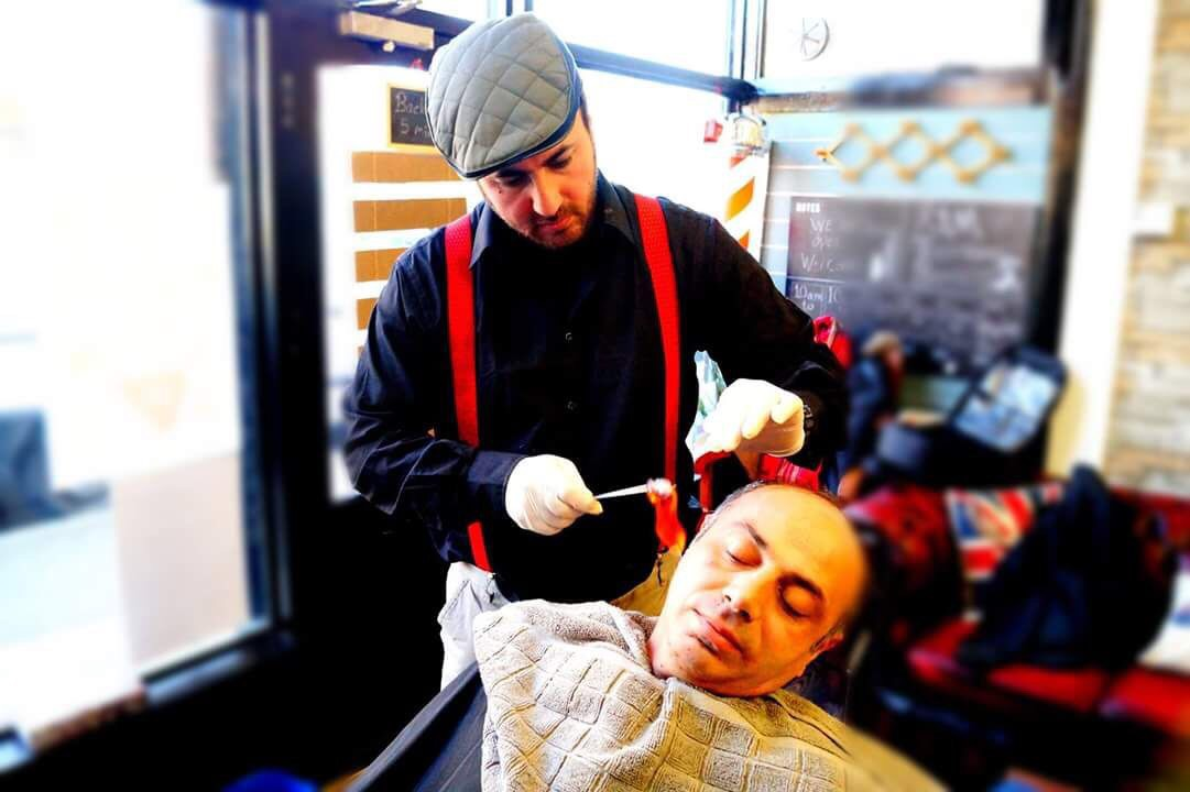 R & M Traditional Barbers in Hither Green South East London Club 7.png