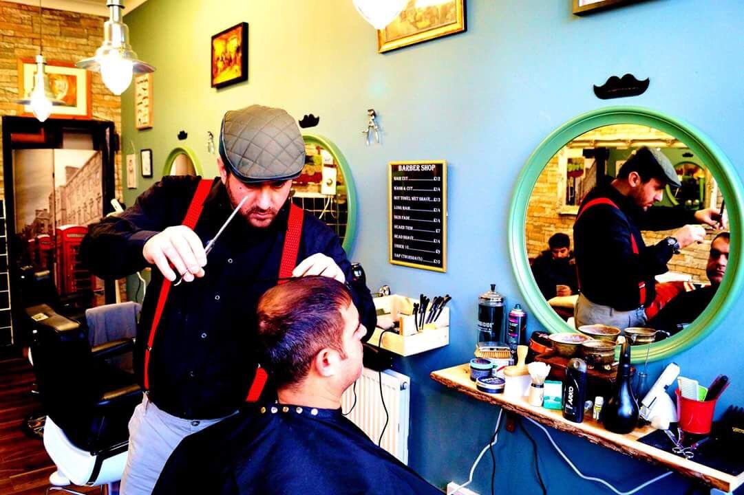 R & M Traditional Barbers in Hither Green South East London Club 9.png
