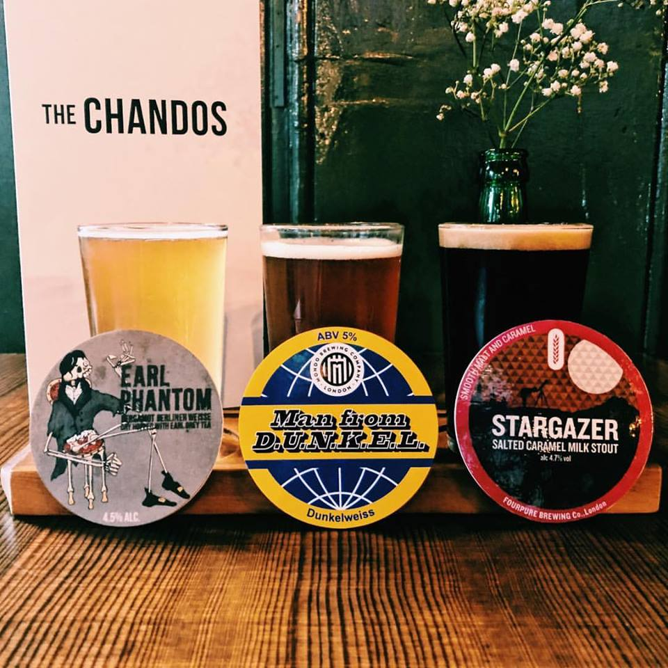 The Chandos Pub and Kitchen in Honor Oak South London Club Card .jpg