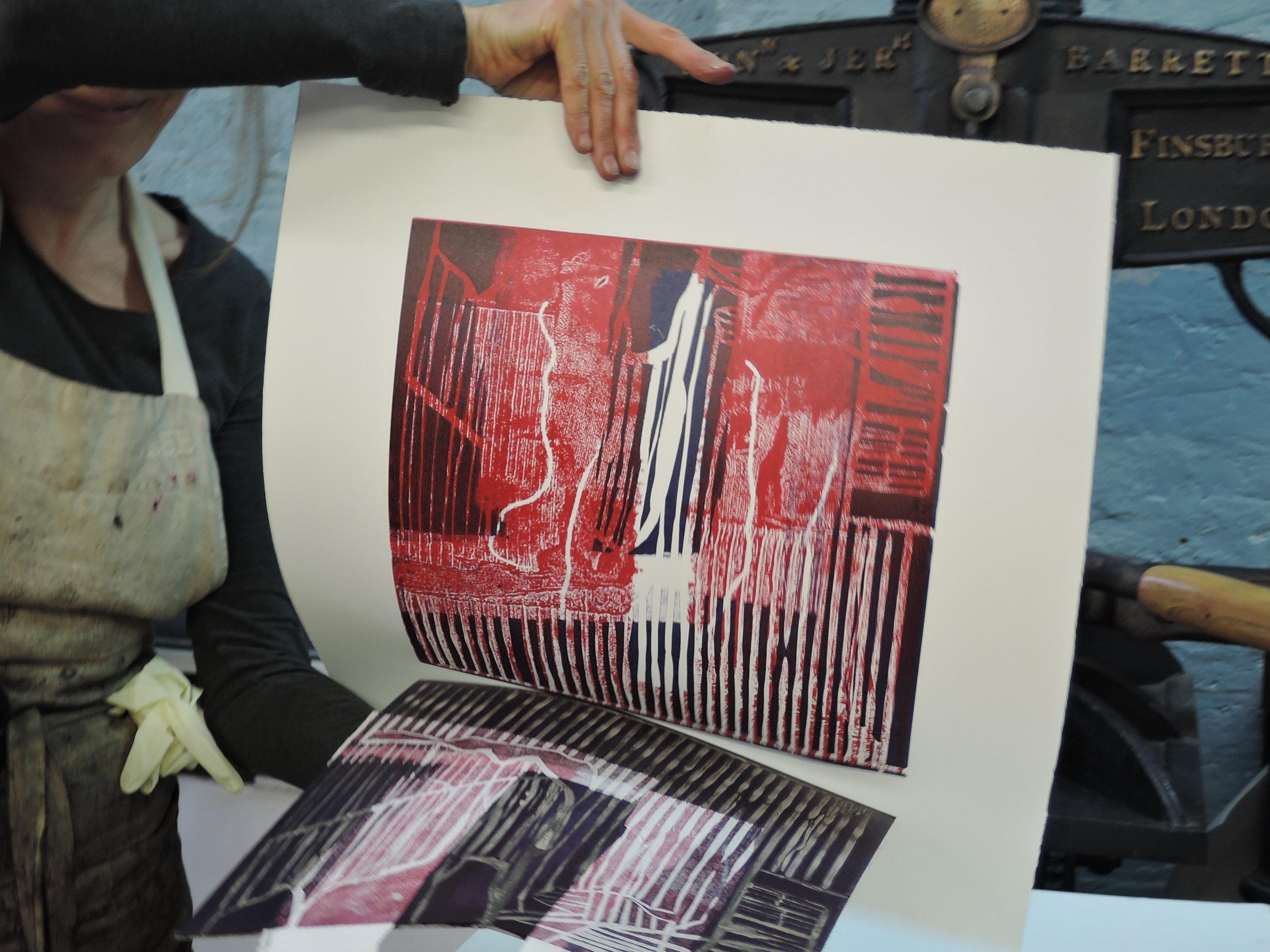Slaughterhaus Print Studio in Stockwell and Brixton South London Club Card 3.JPG