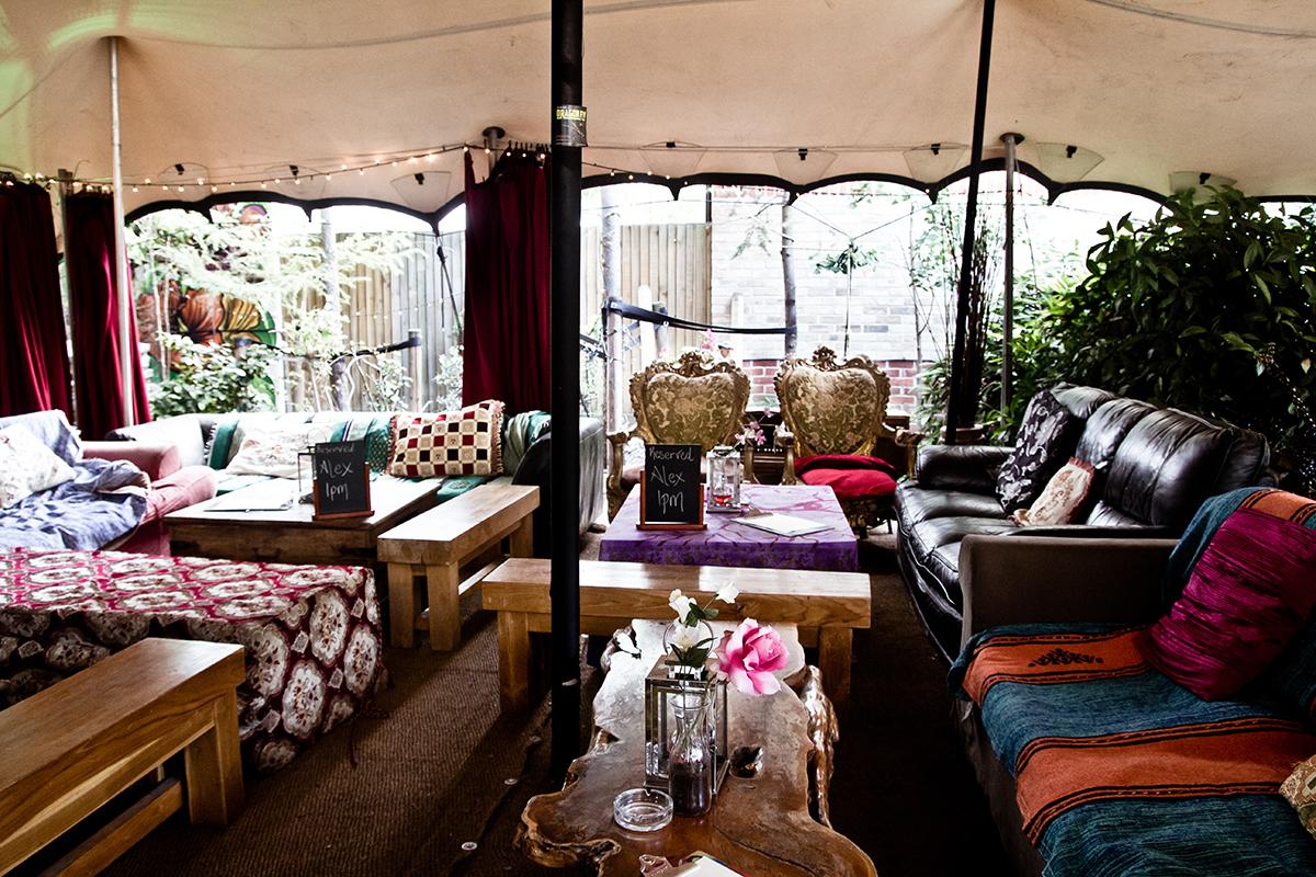 Magic Garden Pub and Kitchen in Battersea South London Club Card 14.jpg