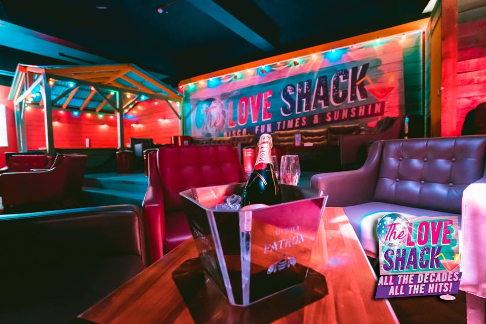 The Love Shack Night Club and Bar in Lewisham South East London Club Card 1.jpg