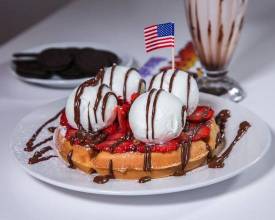 Waffle Jack's American Diner in Wimbledon South West London 4.jpg