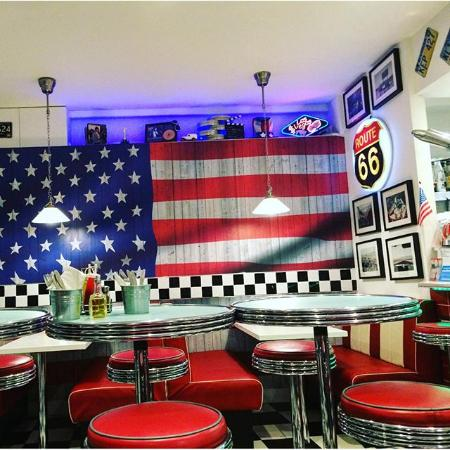 Waffle Jack's American Diner in Wimbledon South West London 8.jpg