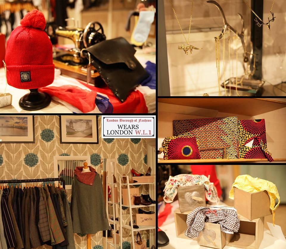 Wears London Clothing Boutique in Greenwich South London Club Card 9.jpg