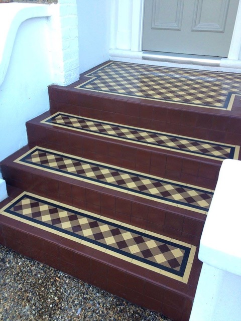 D. M. Brazier & Co. Tiling specialists in Dulwich South East London Club Card 2.jpeg