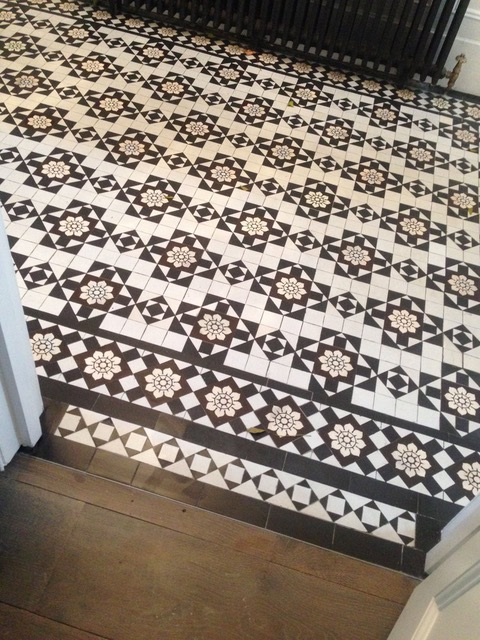 D. M. Brazier & Co. Tiling specialists in Dulwich South East London Club Card 4.jpeg