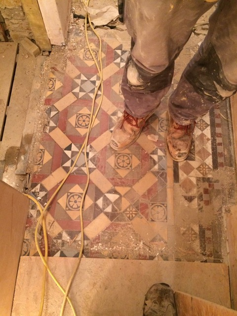 D. M. Brazier & Co. Tiling specialists in Dulwich South East London Club Card 5.jpeg