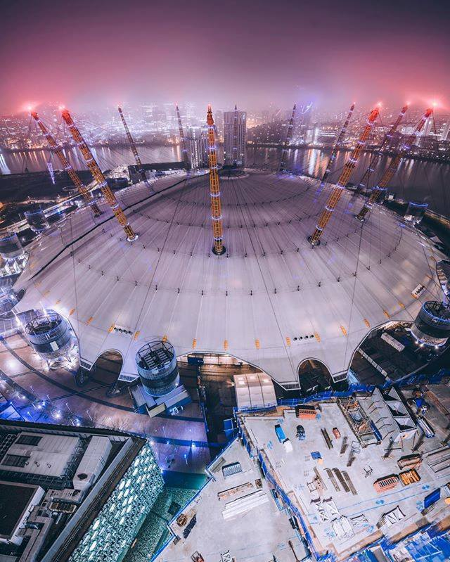The O2 Arena, Greenwich, South London 😯.jpg