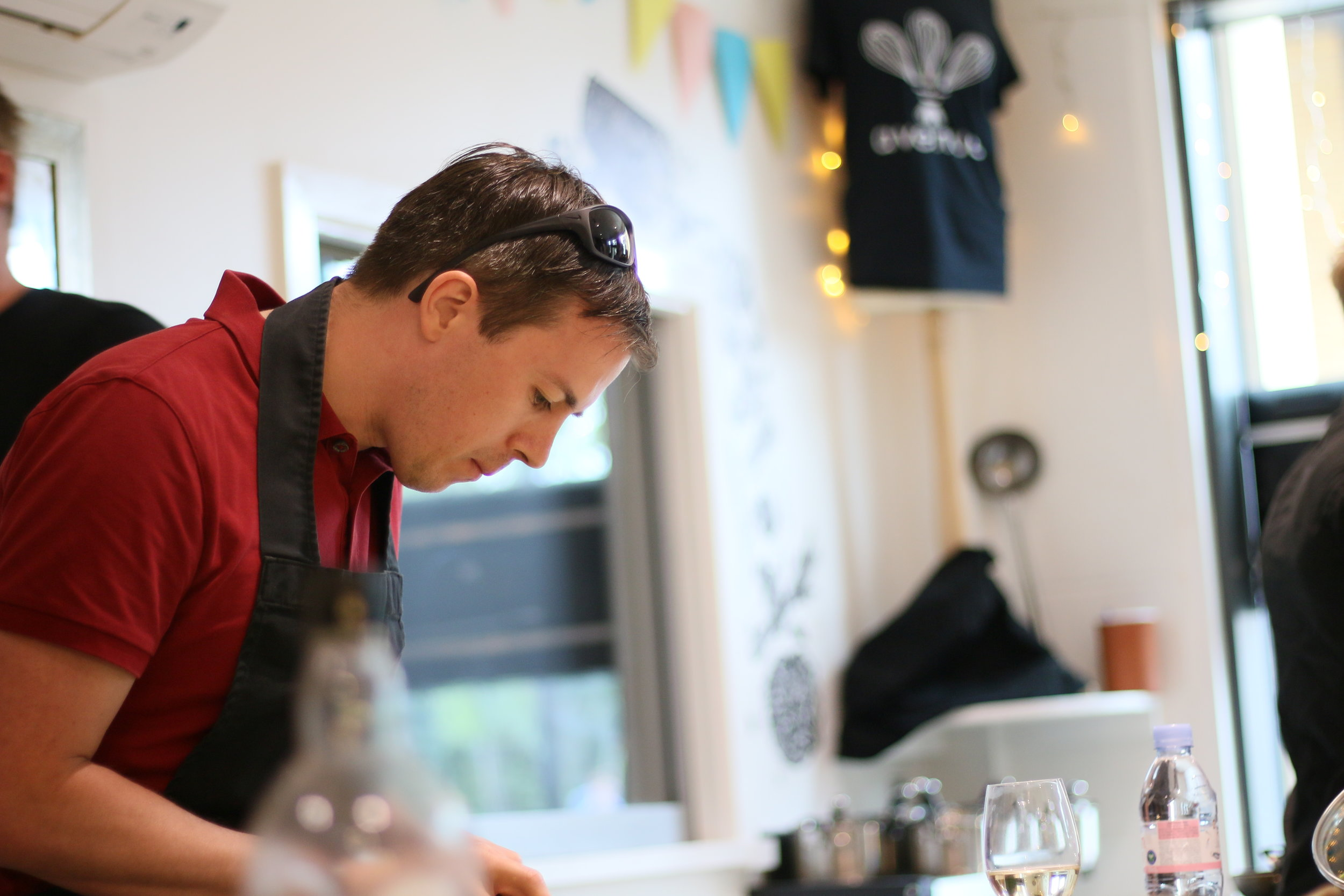 The Avenue Cookery School in Wandsworth South West London Club Card  9.JPG