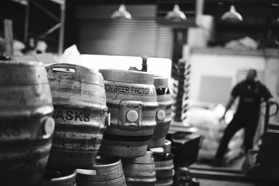 The London Beer Factory brewery bar and taproom in Crystal Palace South East London 4.jpg