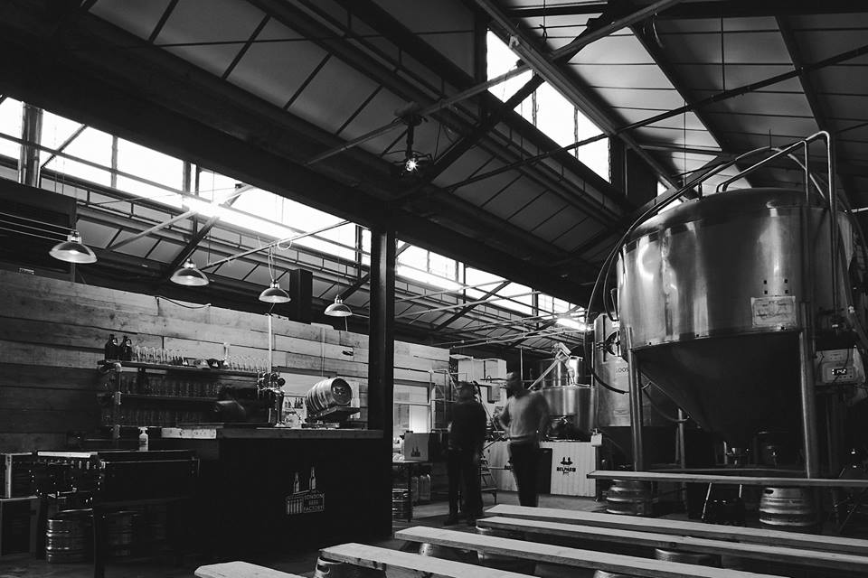 The London Beer Factory brewery bar and taproom in Crystal Palace South East London 6.jpg