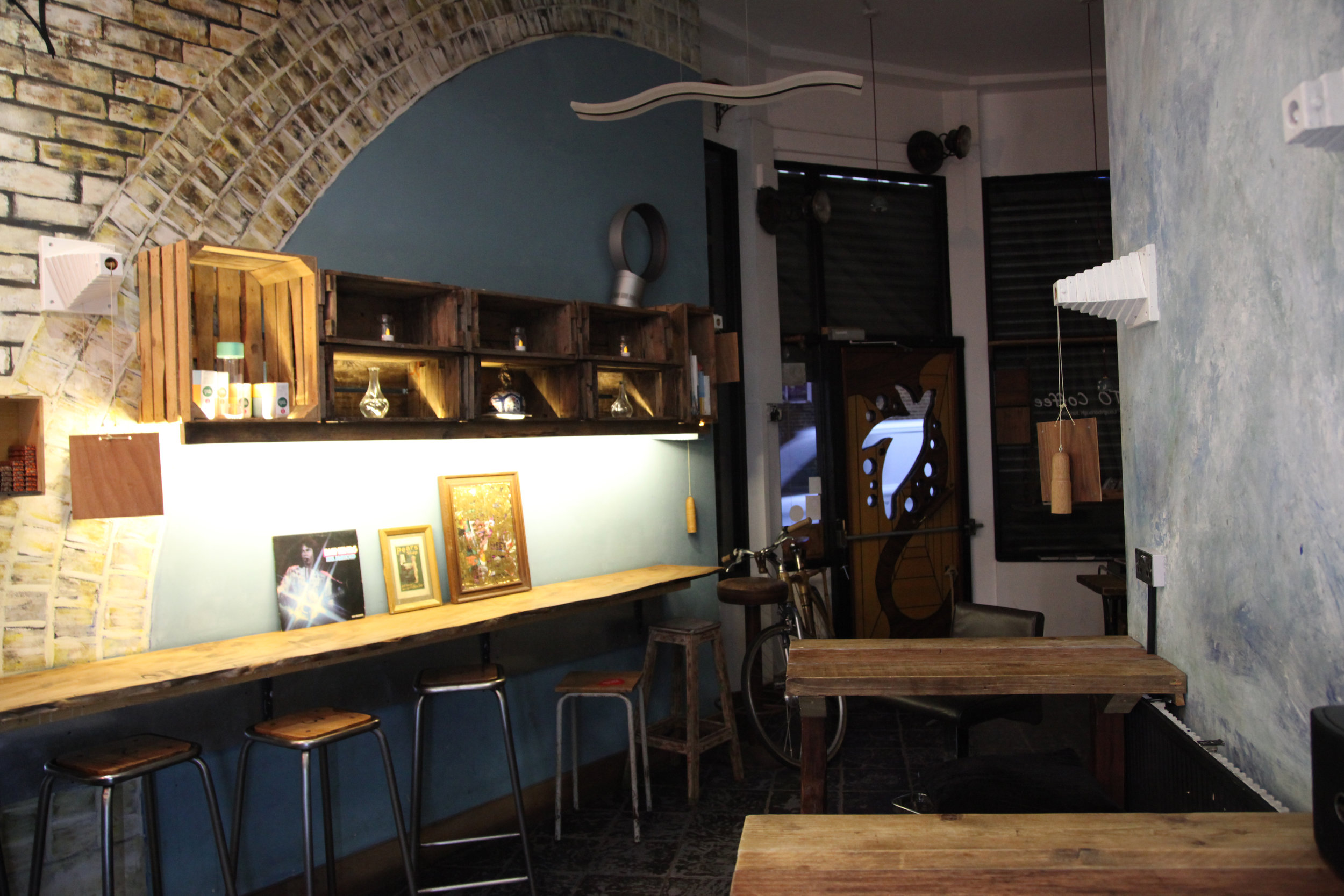 Blue Turtle Oasis Cafe and Venue in Loughborough Junction 3.jpg