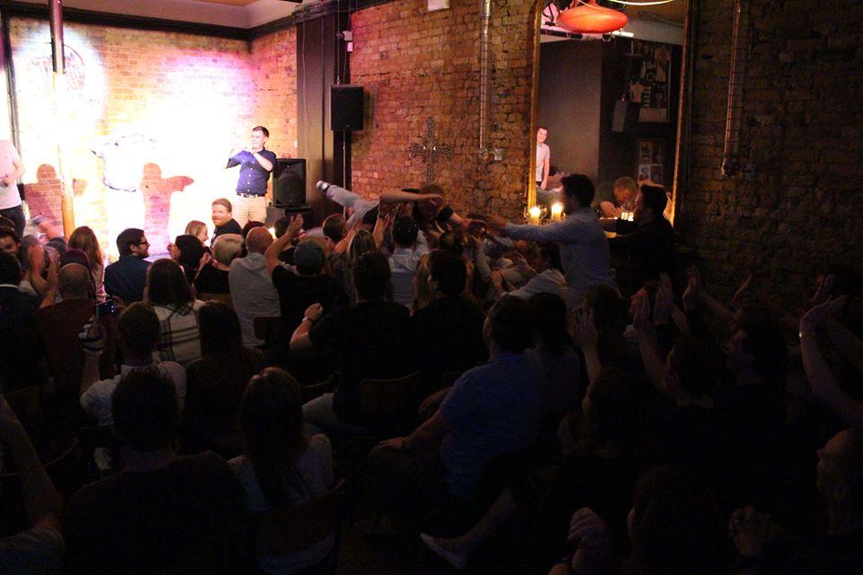 Laugh Train Home Comedy Club in Honor Oak South East London Club Card 4.jpg
