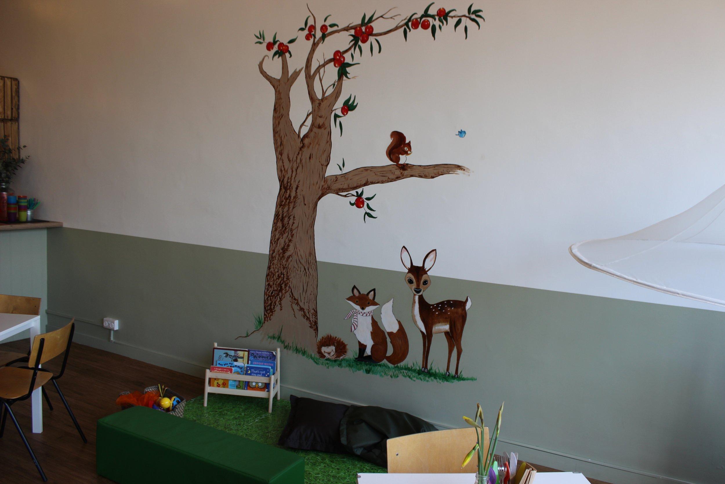 Apple Tree Children's Cafe in Herne Hill South London 4.jpg