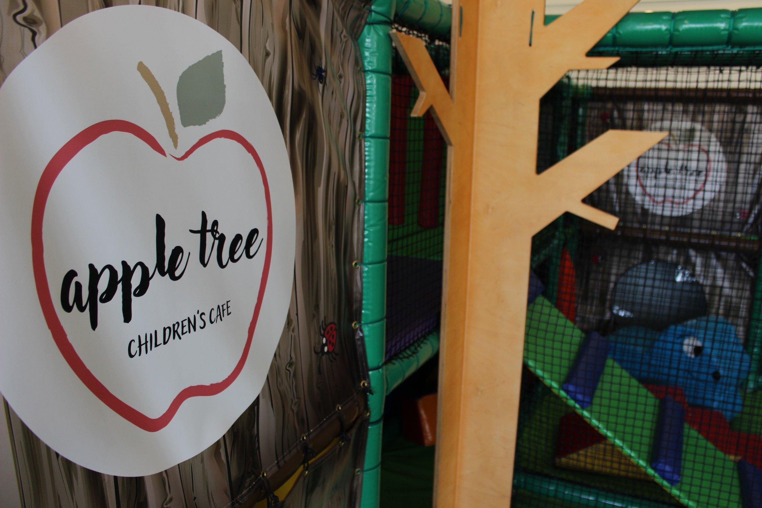 Apple Tree Children's Cafe in Herne Hill South London 8.jpg