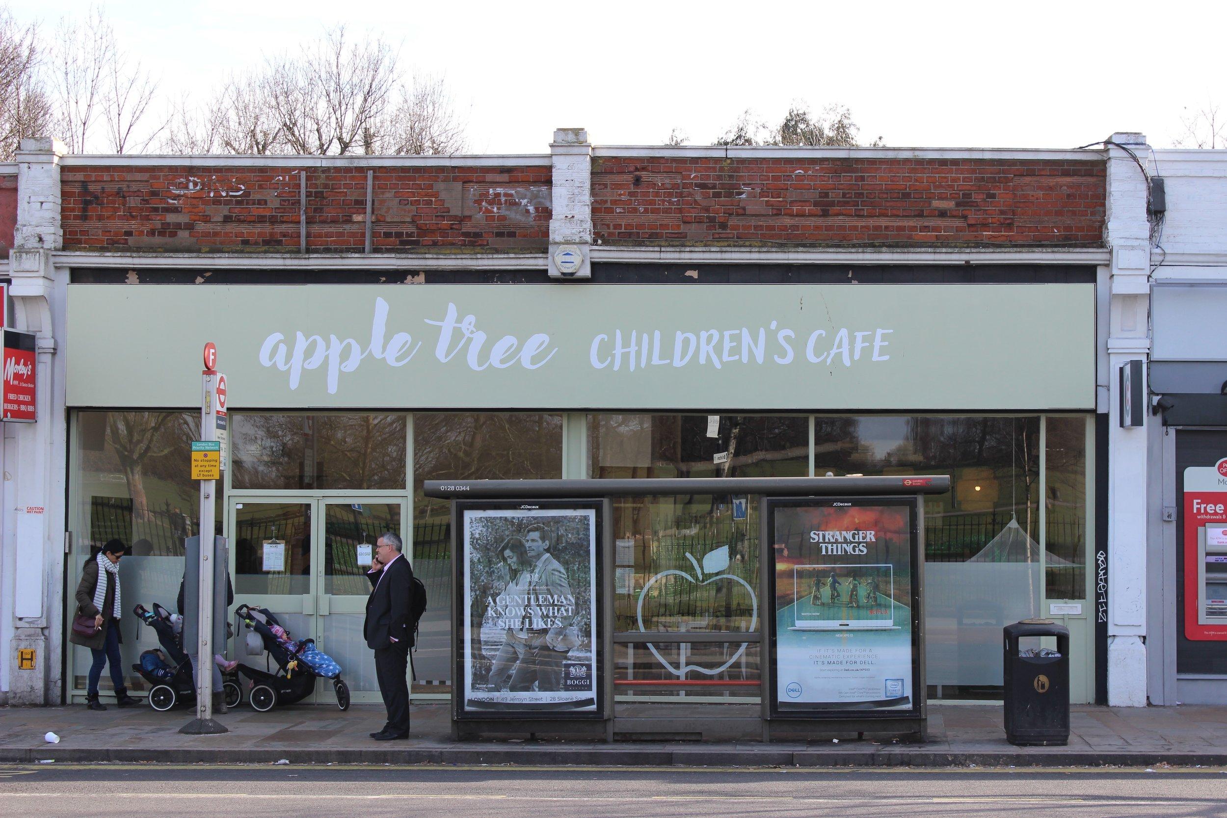Apple Tree Children's Cafe in Herne Hill South London 24.jpg