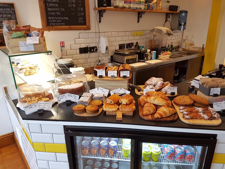 Brockwell Blend Coffee Shop in Herne Hill South London Club Card .jpg