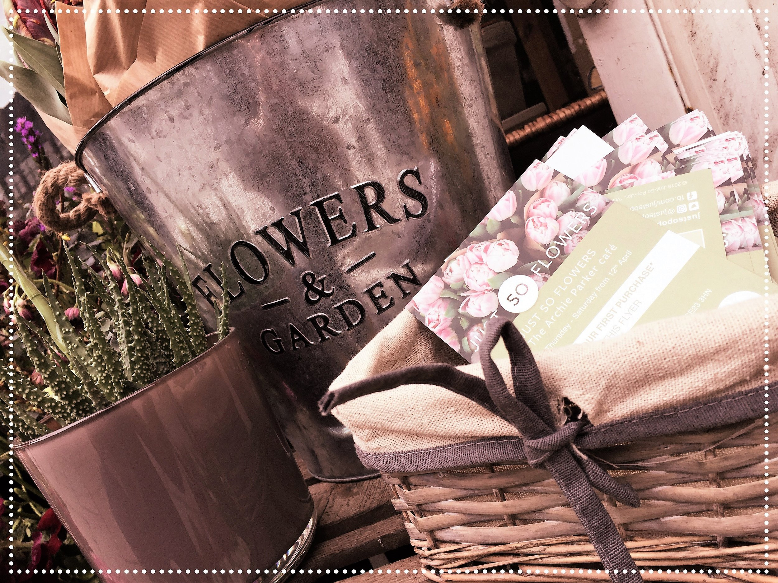 Just So Flowers Floristry pop-up in Forest Hill South East London 1.jpg