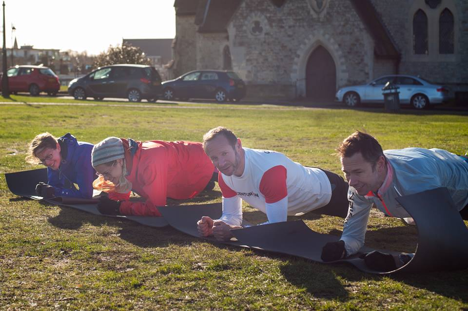 Braveheart Fitness and perosnal training classes in Blackheath South East London Club Card 4.jpg