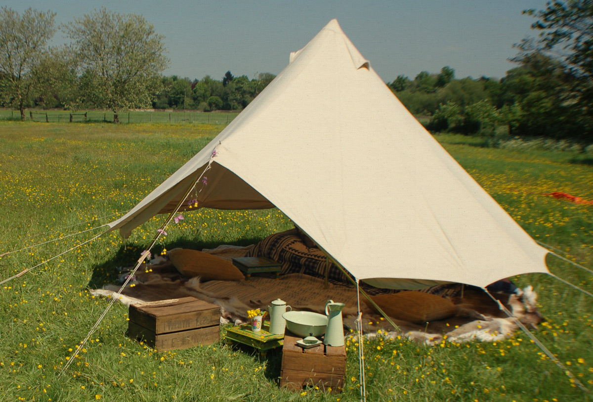 Camping With Soul Bell Tent UK Bell Tent makers in South West London Club Card 1.jpg