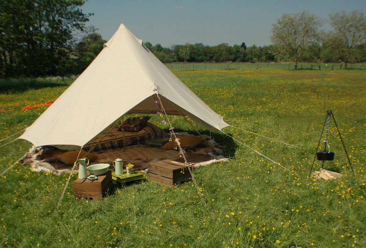 Camping With Soul Bell Tent UK Bell Tent makers in South West London Club Card 3.jpg