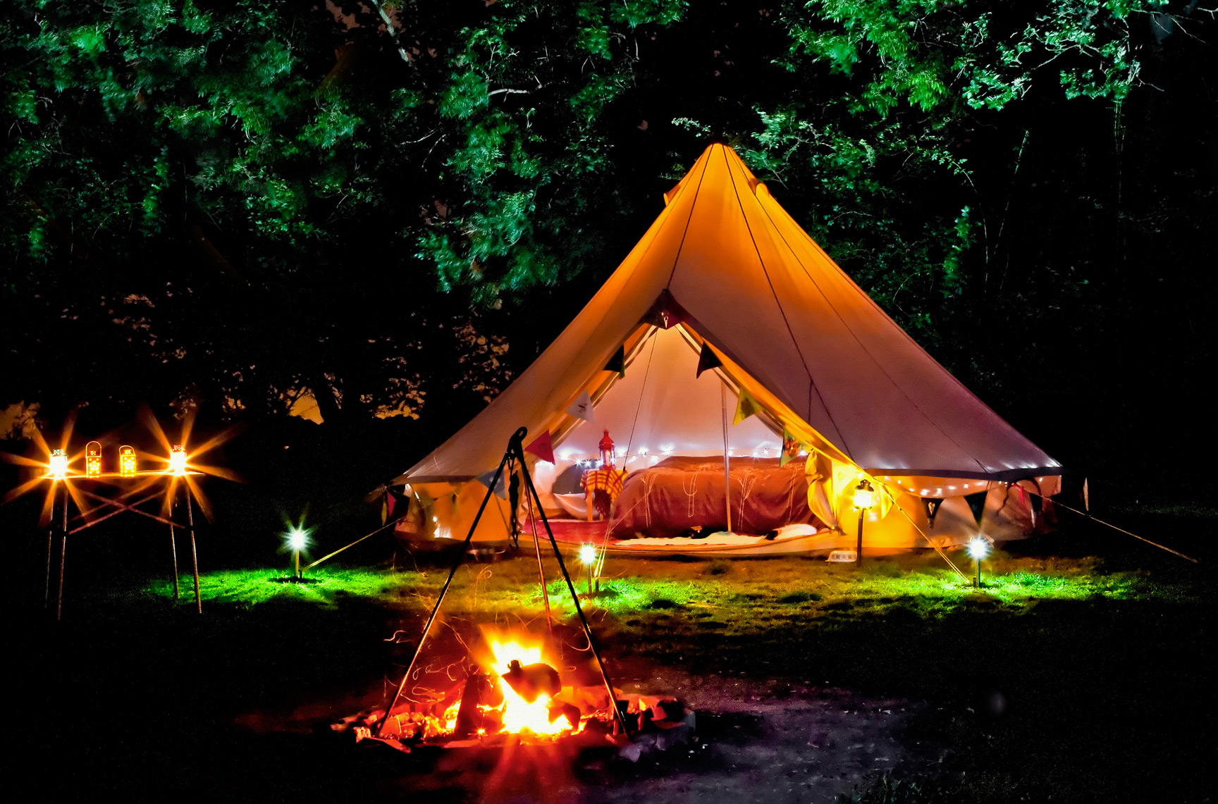 Camping With Soul Bell Tent UK Bell Tent makers in South West London Club Card 4.jpg