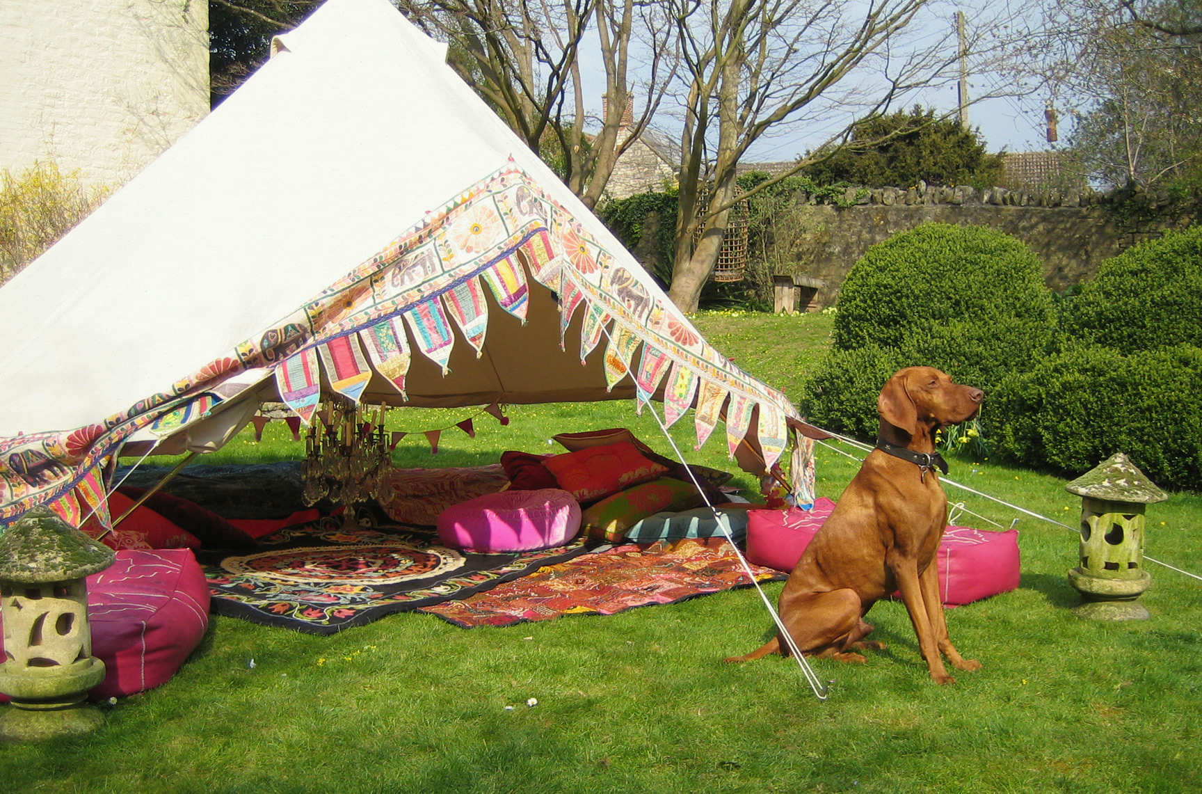 Camping With Soul Bell Tent UK Bell Tent makers in South West London Club Card 5.jpg
