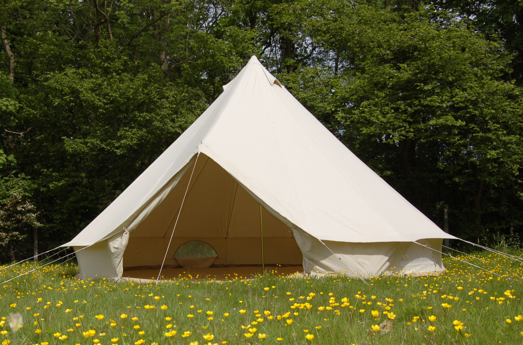 Camping With Soul Bell Tent UK Bell Tent makers in South West London Club Card 7.jpg