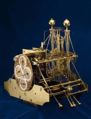 Harrison's Marine Chronometer