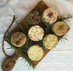 Nutkin's vegan cheeses