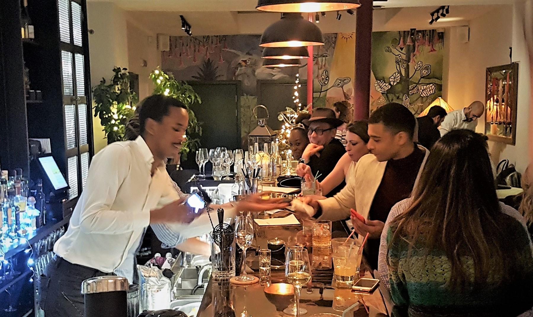 Paladar Latin American Restaurant in Elephant and Castle South East London Club Card 7.jpg