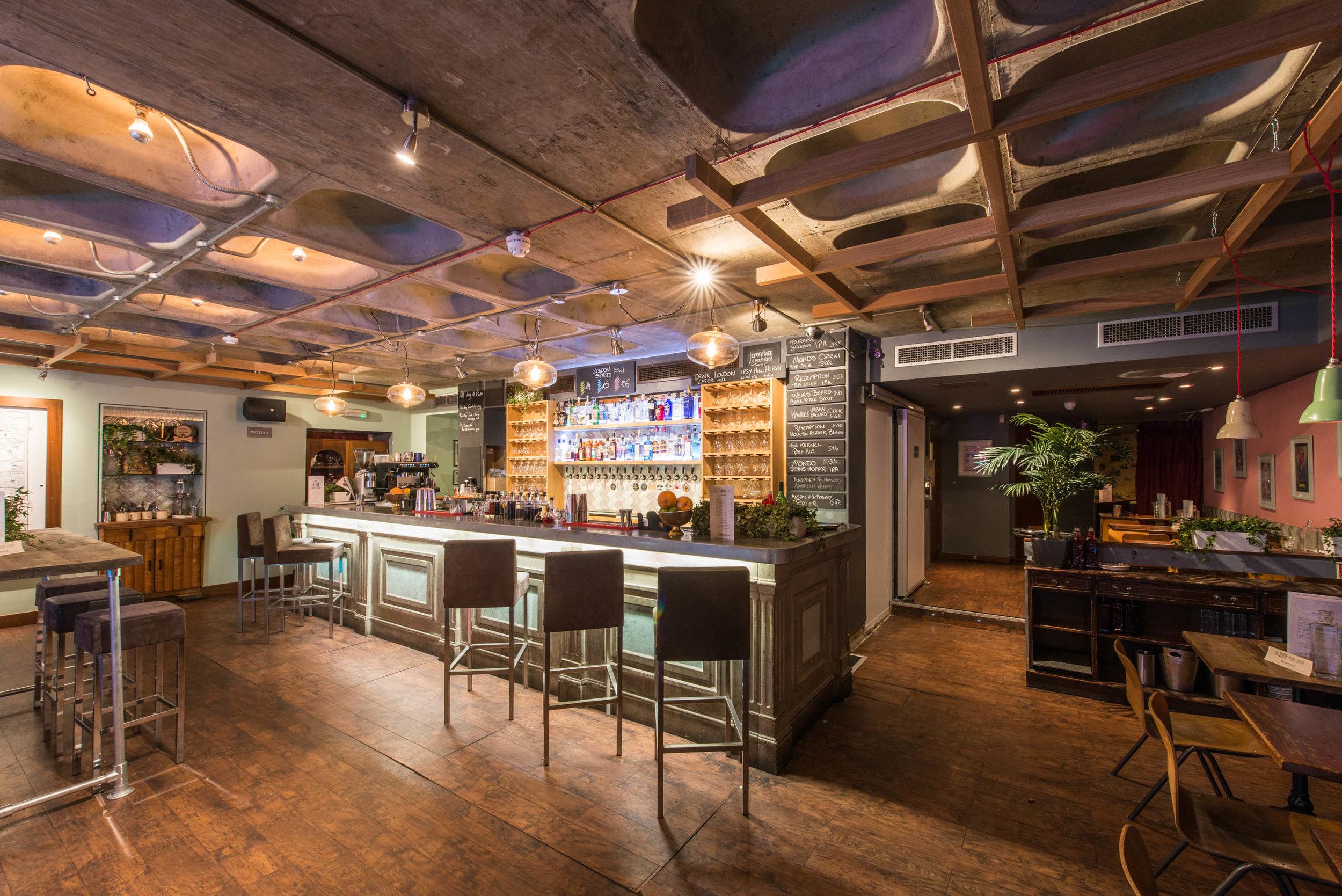 The Hide Bar and Restaurant in Bermondsey South East London 3.jpg