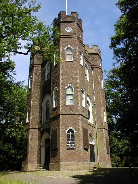 Severndroog Castle in Greenwich Borough South East London Club Card .jpgSeverndroog Castle in Greenwich Borough South East London Club Card